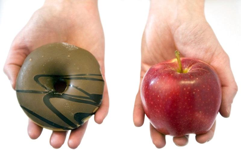 كيف تواجه نهم الأطعمة الحلوة أو المملّحة