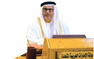 الإمارات تؤيد الضربة الأميركية ضد النظام السوري