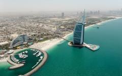 الصورة: أفضل الأنشطة لرؤية دبي من السماء