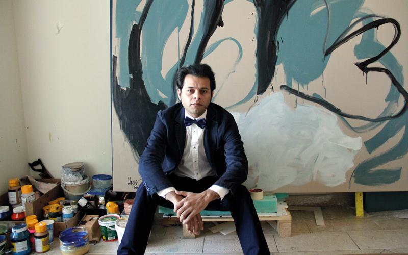 حازم حرب:  تعرفتُ إلى الفن في الـ 13 من عمري