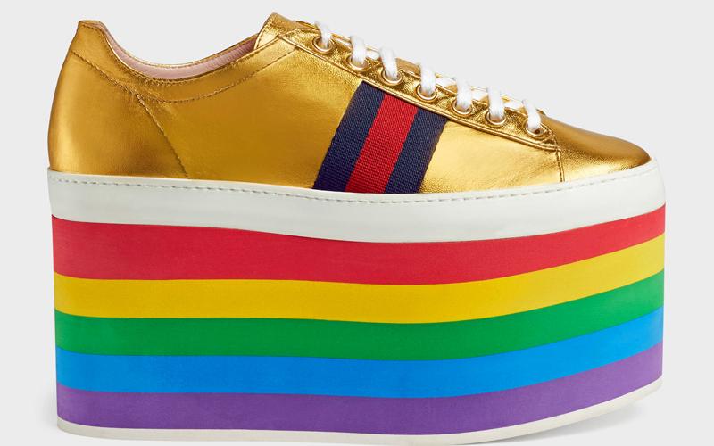 حذاء البلاتفورم