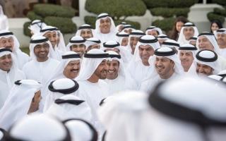 محمد بن زايد: الإمارات حريصة على التواصل والتعاون مع شعوب العالم ودوله