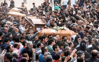 محمد بن زايد: نقف مع مصر في التصدي لمن يحاول النيل من أمنها