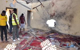 أحداث وصور...الأطفال ضحايا النزاع ضد «بوكو حرام»
