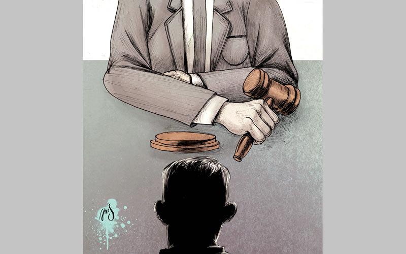 إعادة محاكمة متهم صدر ضده حكم بالإعدام - الإمارات اليوم