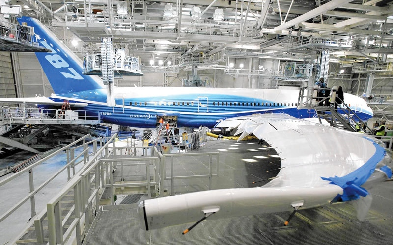 الطباعة الرقمية ثلاثية الأبعاد تدخل في صناعة الطائرات