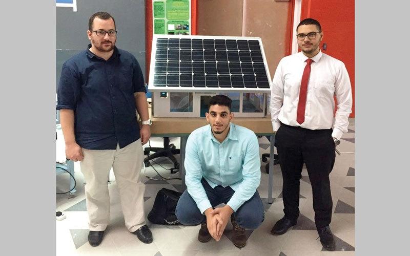 250 طالب هندسة يستعرضون 80 مشروعاً مبتكراً
