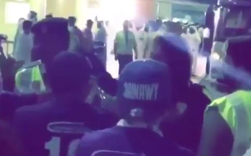 """الصورة: بالفيديو.. محمد عبد الرحمن لـ""""عيناويين"""" : لا نرى أهلنا من أجل إسعادكم"""