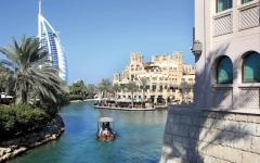 الصورة: الإمارات.. 7 محطات في وجهة سياحية واحدة