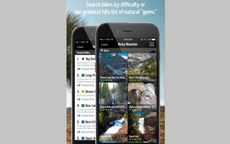 REI - National Parks Guide and Maps.. لمعرفة أماكن التنزه في أميركا