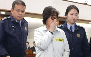 رئيسة كوريا المقالة ترفض دخول زنزانتها لعدم نظافتها