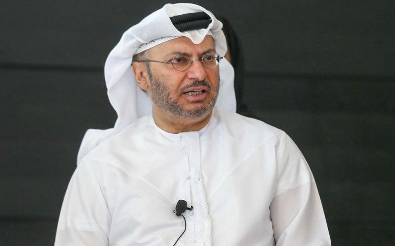 الدكتور أنور بن محمد قرقاش: نريد من الشباب الإماراتي أن يشارك في الانتخابات، لأنهم بناة مستقبل الدولة ومشاركتهم ستثري التجربة البرلمانية.