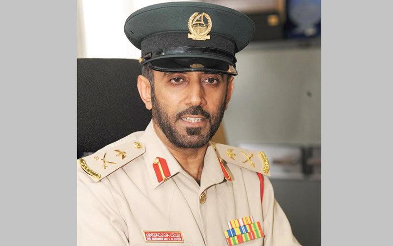 اللواء محمد سيف الزفين  : على الرغم من وجود 1000 جهاز ردار في الإمارة لايزال سائقون يصرون على ارتكاب المخالفات.