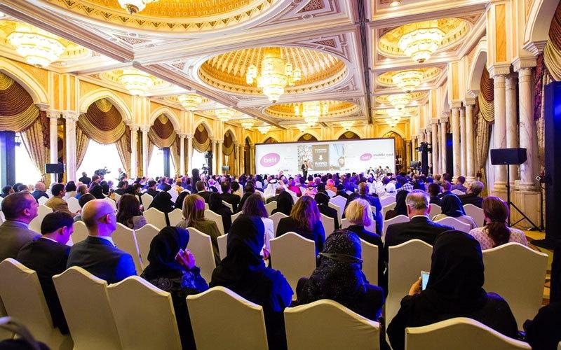«أبوظبي للتعليم» يستضيف 1600 خبير   من 35 دولة في «بت»