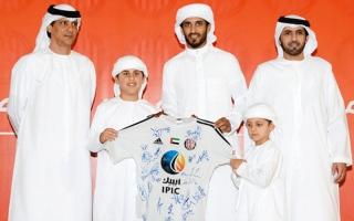 نجاح كبير لمهرجان محمد بن منصور لبراعم الكرة