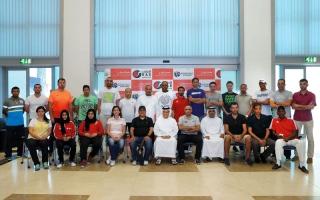 «أبوظبي الرياضي» ينظم دورة الاتحاد الآسيوي لمدربي كرة السلة