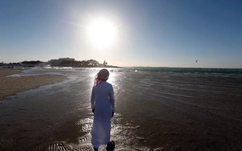 «مهرجان الظفرة».. لوحة جمال وأصالة على شاطئ المرفأ