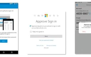 «مايكروسوفت» تطلق «تسجيل الدخول دون كلمة مرور»