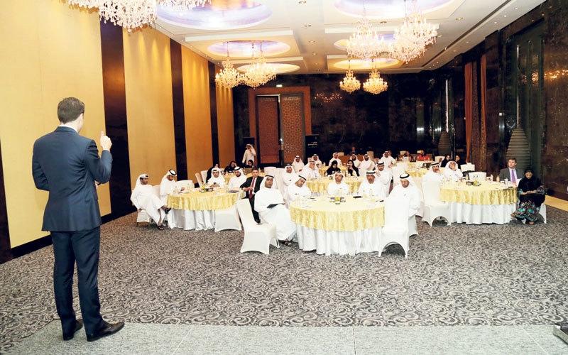«بشرية حكومة دبي» تستضيف المحطة الثالثة لـ «رحلة المستقبل»
