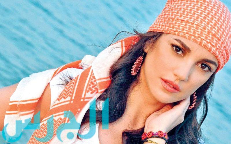 درة التونسية.. انتظروني مع هنيدي وحسني في العيد - الإمارات اليوم