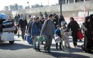 «قوات سورية الديمقراطية» تدخل مدينة الطبقة