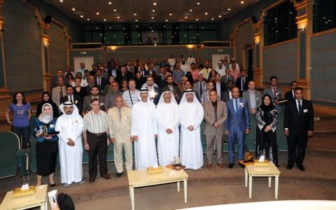 الشارقة للإبداع العربي تحتفي بالفائزين