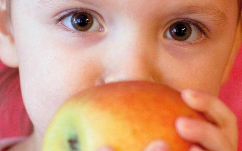 الحساسية المختلطة تهاجم الأطفال أيضاً