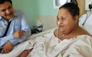 غموض حول المصير الطبي لـ«أسمن فتاة في العالم»