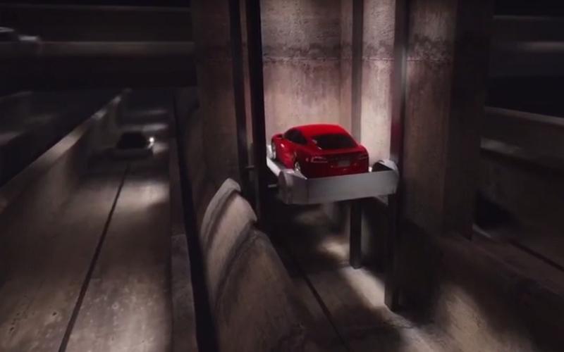 بالفيديو..  شاهد مستقبل النقل