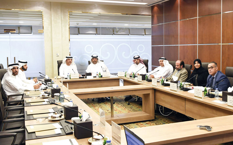 «دستورية الوطني» تناقش سياسة «العدل» - الإمارات اليوم