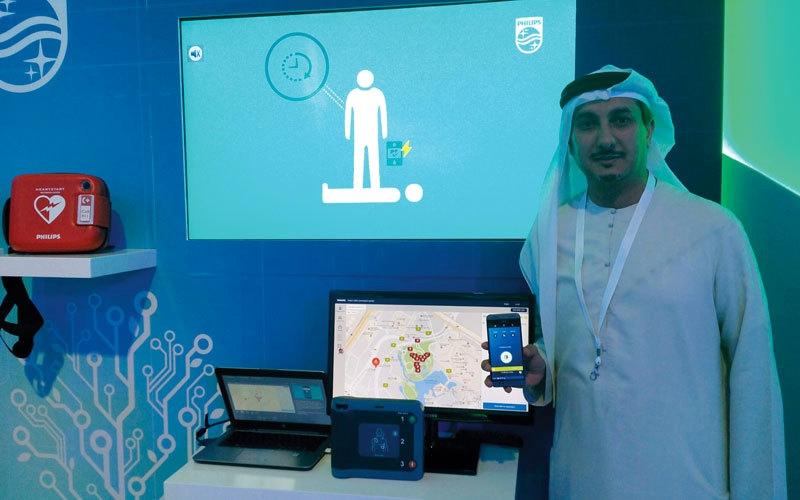 دبي آمنة من الجلطات القلبية المفاجئة بحلول 2020