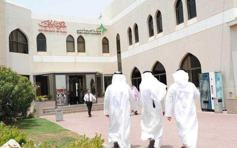 «صحة دبي» تلغي العمل بنظام الإجازات المرضية بأثر رجعي