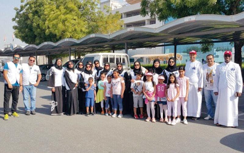 جمارك دبي تطلق مبادرة زاد الخير للأسر المتعففة