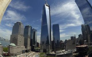 """بناء مركز التجارة العالمي الجديد في نيويورك بـ""""تايم لابس"""""""