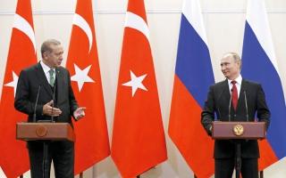 روسيا وتركيا تؤيدان إقامة مناطق آمنة في سورية