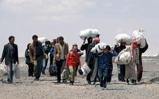 اتفاق المناطق الآمنة في سورية يدخل حيز التنفيذ