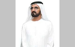 محمد بن راشد: سنظل نحارب اليأس والتشاؤم في عالمنا العربي بآلاف القصص الاستثنائية