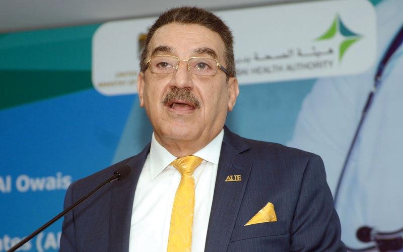 4.5 ملايين شخص تحت مظلة التأمين الصحي في دبي