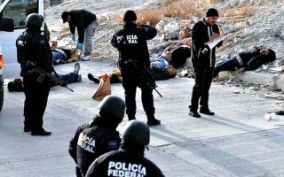 المكسيك الأكثر دموية في العالم بعد سورية