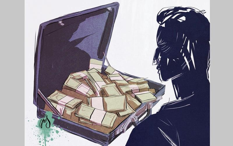 مصرفي يختلس 26 مليون درهم من حساب مواطن