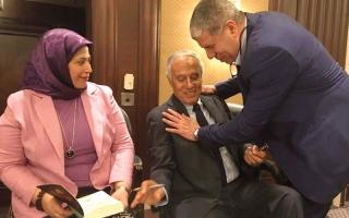 الصورة: مروان كنفاني.. عين على مرمى الأهلي.. و«مليون» على تحرير فلسطين