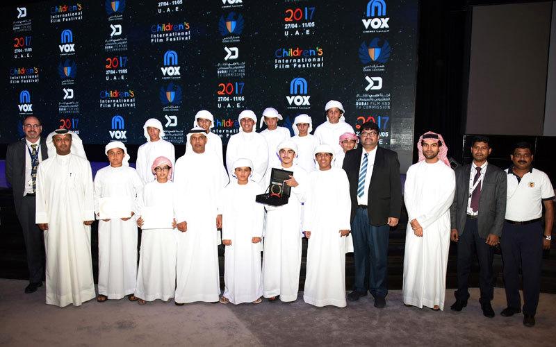 جمارك دبي تكرِّم الفائزين بجوائزها للملكية الفكرية