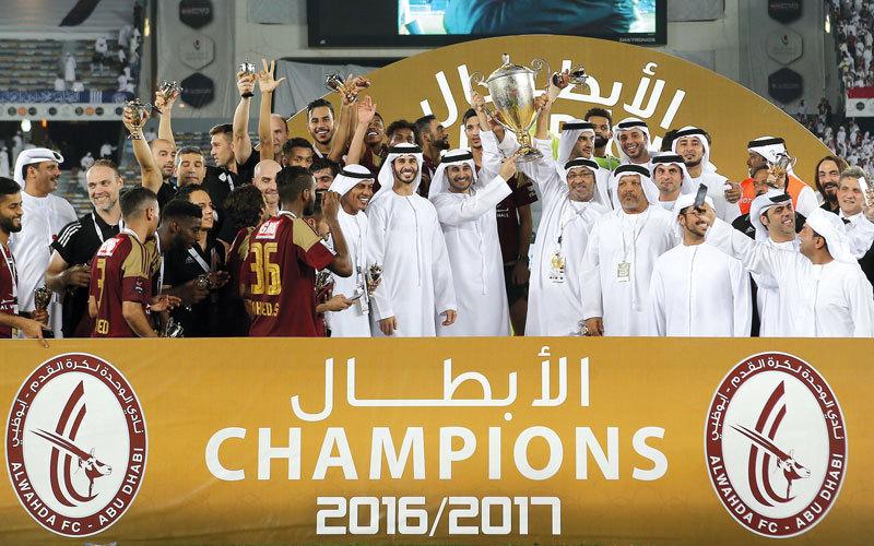 محمد بن راشد يتوّج الوحدة بــ «كأس الخير»