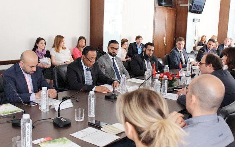 «تنمية الصادرات»: صربيا تحمل فرصاً استثمارية جيدة للشركات الإماراتية
