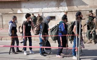 النظام السوري يسيطر على «عاصمة الثورة»
