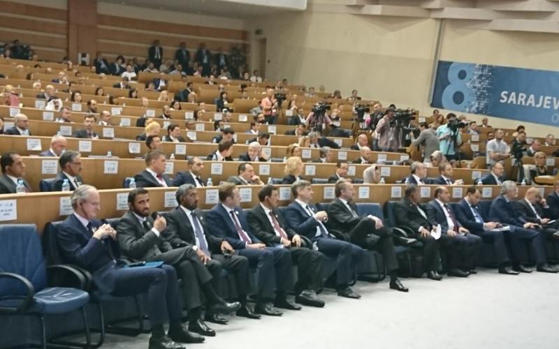"""الإمارات تشارك بوفد رفيع المستوى في ملتقي أعمال """"سراييفو"""""""