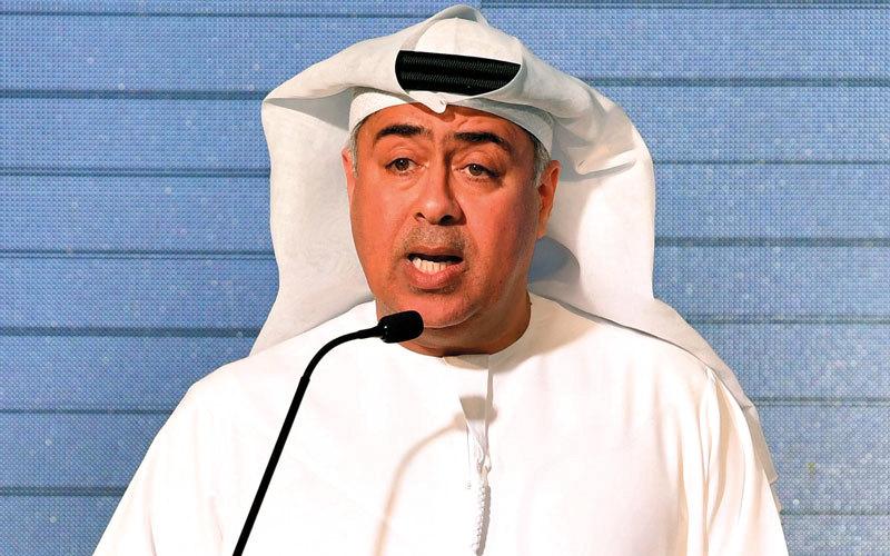 إبراهيم الزعابي : «الخطة تسعى إلى ضمان استمرارية نمو قطاع التأمين، وتعزيز مساهمته في الناتج المحلي».