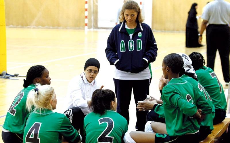 حمدة الشامسي: الرياضة النسائية ستشهد قفزة هائلة بعد الدمج