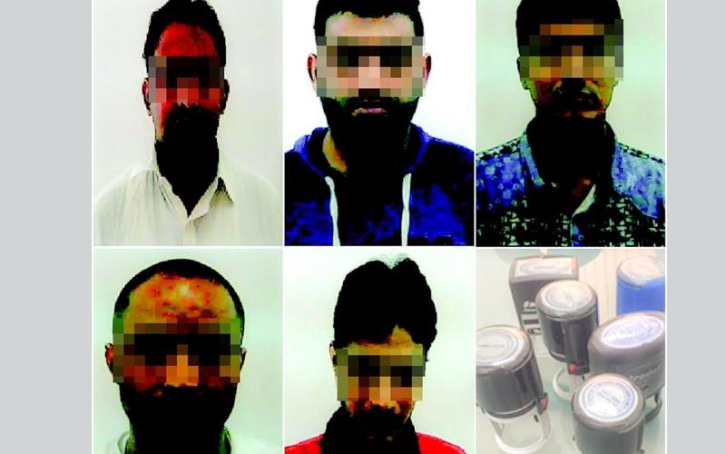 شرطة دبي تضبط عصابة احتالت على شركة اتصالات