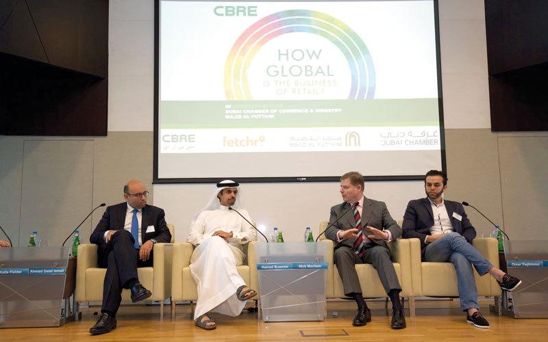 دبي ثاني أهم وجهة للتسوّق عالمياً